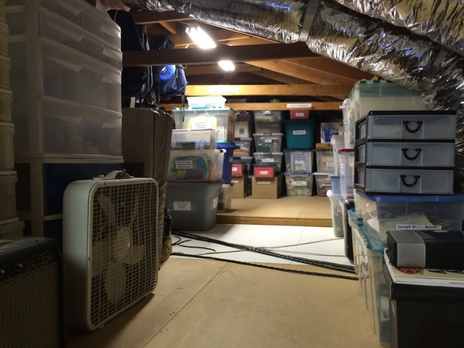 Using Your Attic Space