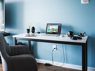3 Things You Need to Create a Home Office Geared for Success