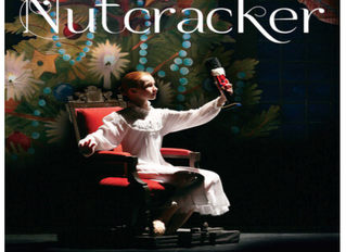 """Footworks Youth Ballet Presents """"The Nutcracker"""" in Oxnard December 14-15, 2019"""