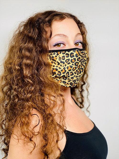 Leopard Fashion Mask