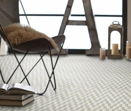 Make a Statement with Bold Patterned Carpet in Santa Clarita