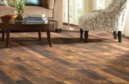 Get the Look of Rustic Wood Flooring in Santa Clarita