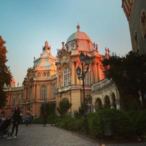 Budapest The Cinderella City
