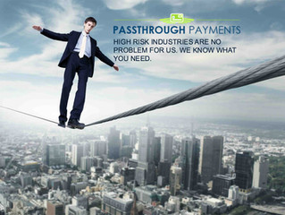 HIGH RISK MERCHANT SERVICES....   The Right Avenue to Take
