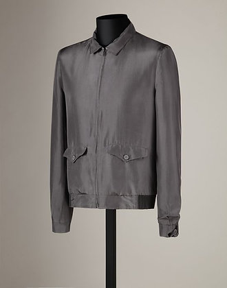 REVERSIBLE SILK JACKET  (MENS)