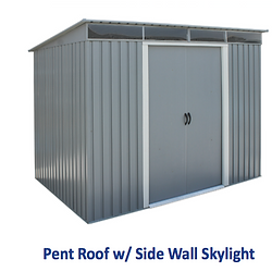 metal storage sheds 8x6 pent roof shed 8x6 pent roof shed