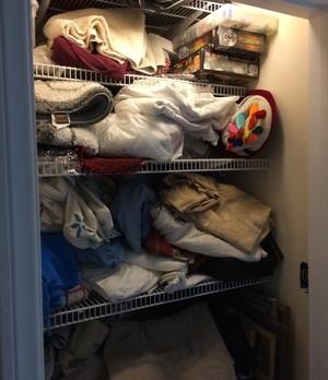 Linen Closet #2
