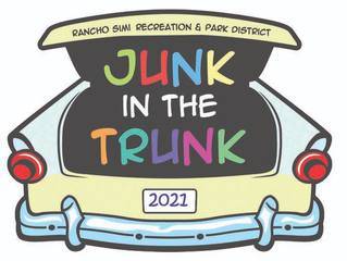 """Junk in the Trunk"" Community Swap Meet in Simi Valley on Saturday, April 17, 2021"