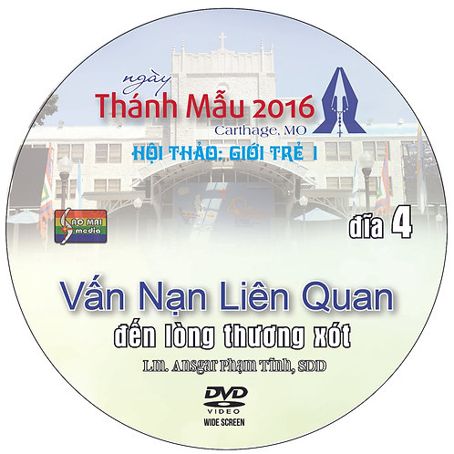 DVDs - Cha Tinh 2016