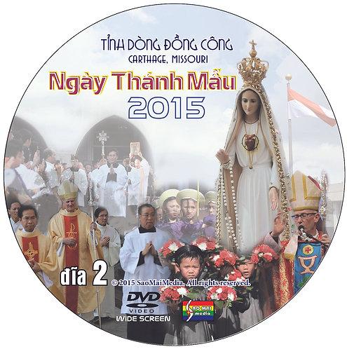 DVDs - 2015 Tong Quat & Ca Nhac