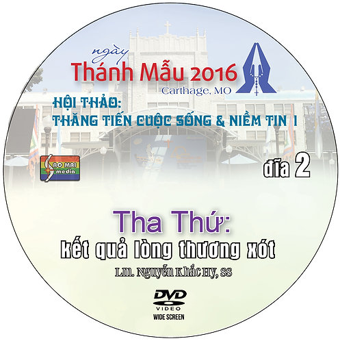 DVDs - Cha Hy 2016