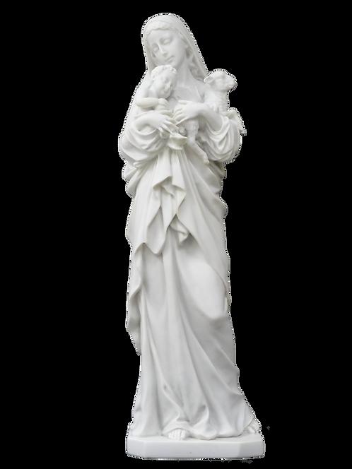 Mẹ Bế Chúa & Chiên