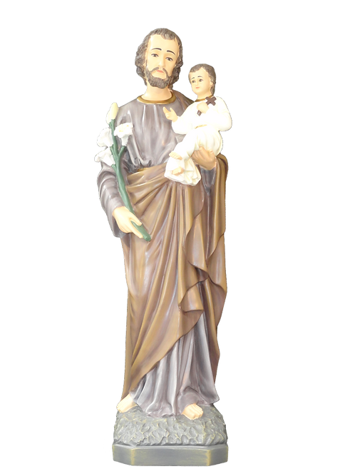 St. Joseph w/ Child