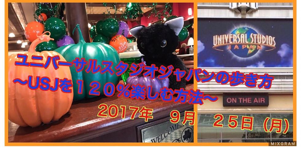 ユニバーサルスタジオジャパンの歩き方 ~USJを120%楽しむ方法~