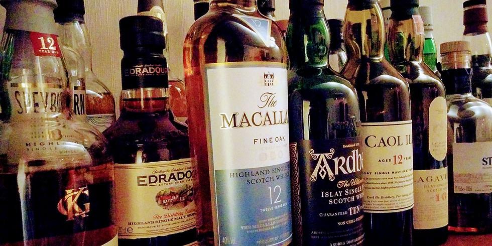 「女性のためのスコッチウイスキー入門 香りと味の楽しみ方」