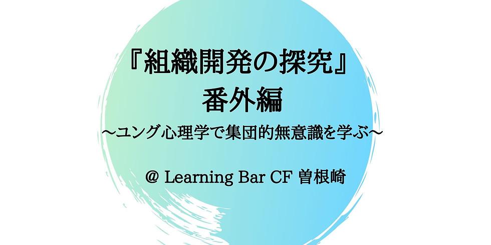 <満席>『組織開発の探究』番外編〜ユング心理学で集団的無意識を学ぶ〜