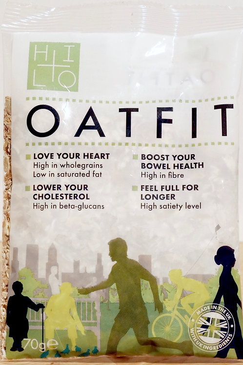 Oatfit multipack two months (60 pouches)