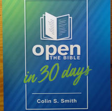 Open the Bible in 30 Days - £9.99