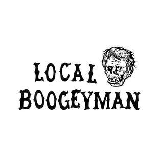 Official Local Boogeyman retailer