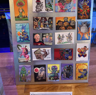 Eli Wolff Magnets, Art and more