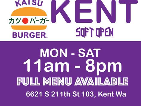 KENT Soft Open!