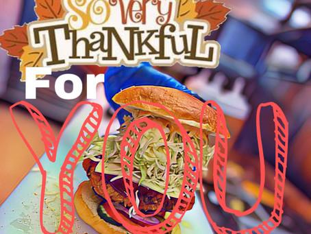 30 days of Gratitude for YOU!!!!