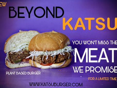 Meatless Monday at Katsu Burger