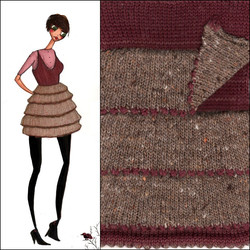 Machine Knit Sample Design