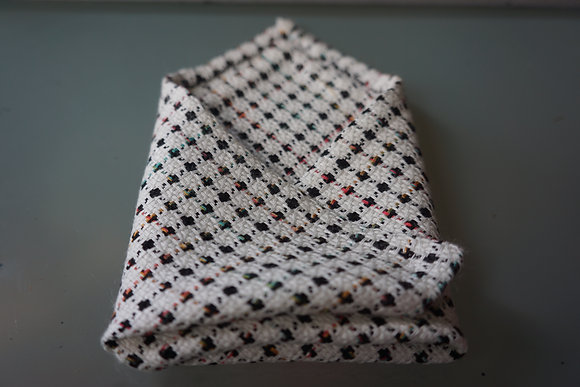 Hand Rolled Pocket Square