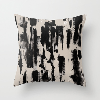 Ink Blot Pillow