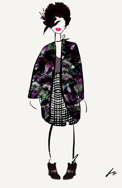 Textile Design Fall/Winter 15