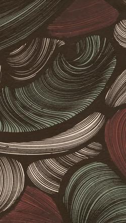 Screen Printed Paper