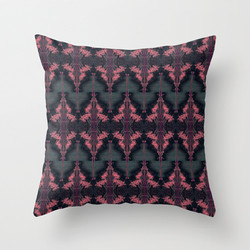 Froth On the Cape Pillow