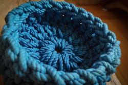 Hand Dyed and Crochet
