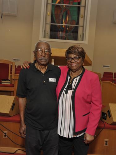 Walter & Shirley Pittman