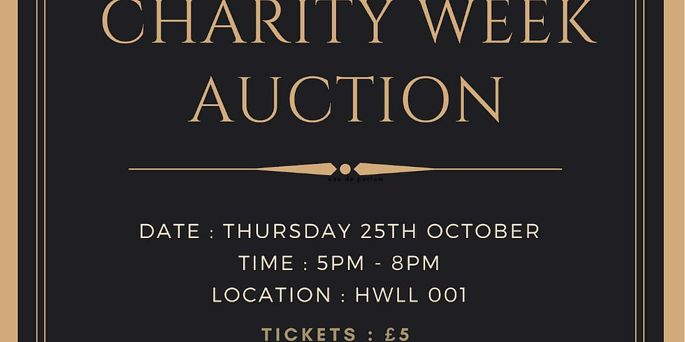 Brunel Charity Week Auction