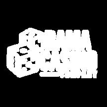 Bama Casino Company White Logo