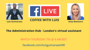Coffee with Luis ft. Amy Watmore