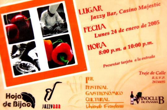 Festival Gastronómico Uniendo Fronteras