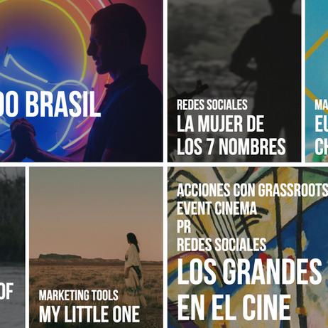 Nueva alianza de contenidos digitales con The Film Agency
