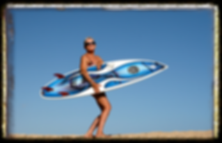 surf artist, surfboard art, champion surfer, ocean, waves, Hawaii