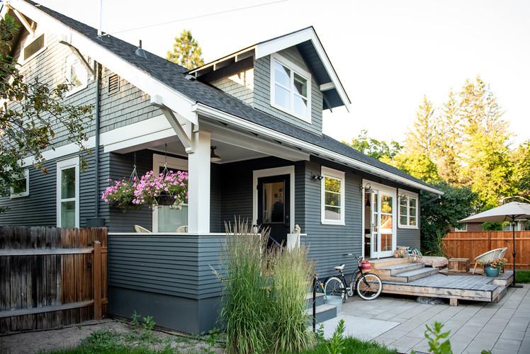 Healing House Bungalow renovation Hone A