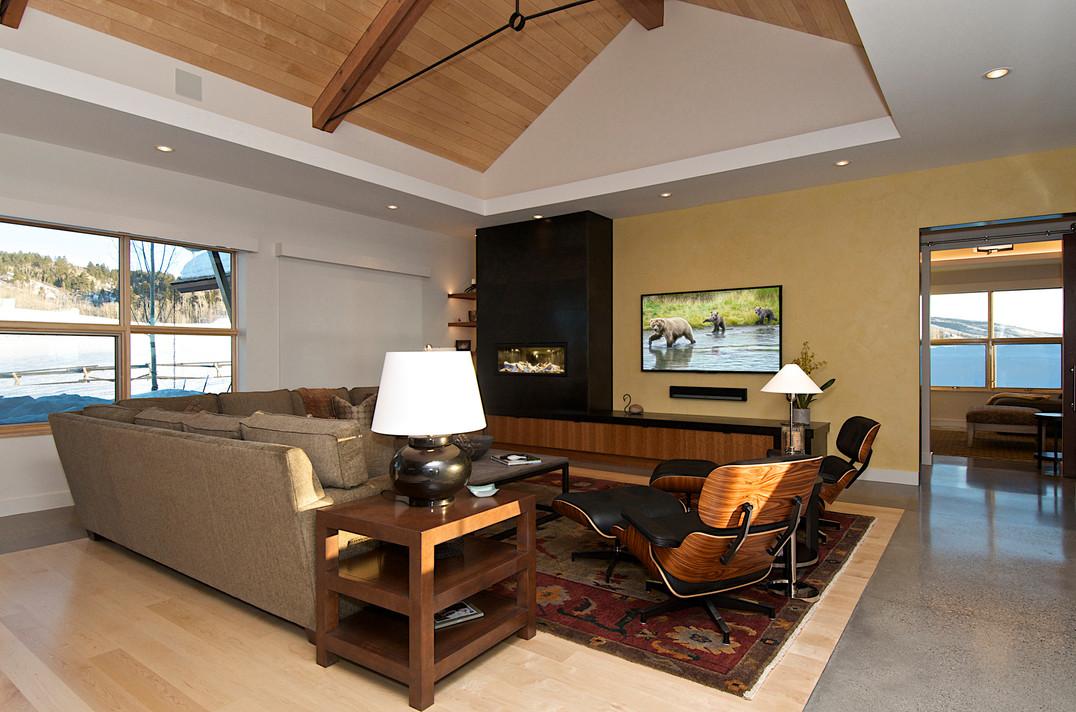 Yellow Rose residential retreat in Teton