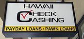 Hawaii Check Cashing logo