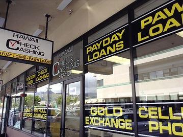 Hawaii Check Cashing