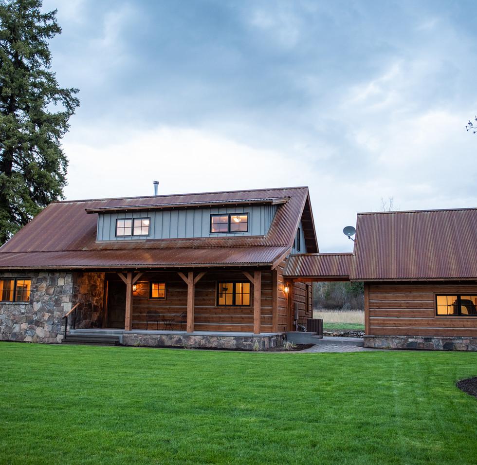 McCormack Creek House