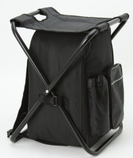 3 in 1 Cooler Backpack Stool