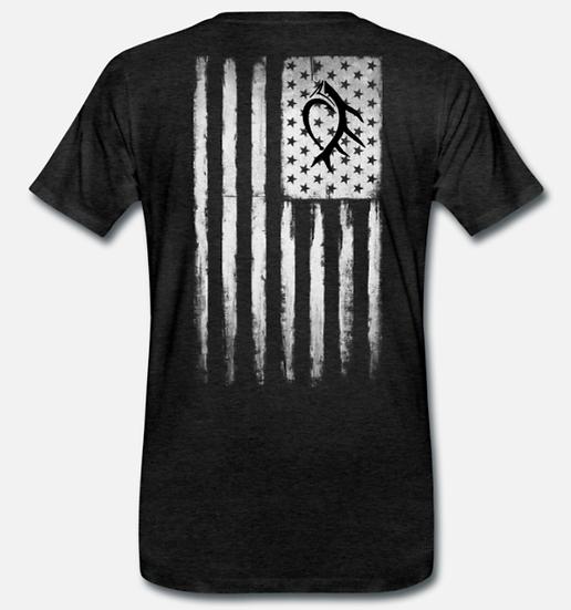 Flag Short Sleeve T-Shirt