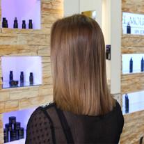 L Kalbacher Vorher-Nachher Balayage Hair