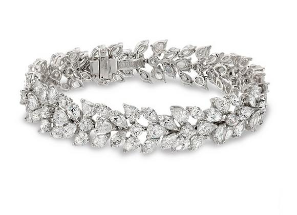 18K DIAMOND BRACELET